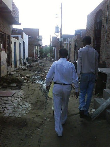 Pratap Nagar street